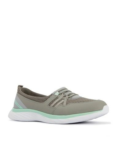 Slazenger Slazenger ARIA Sneaker Kadın Ayakkabı  Gri